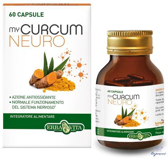 MYCURCUM NEURO 60 CAPSULE 450 MG