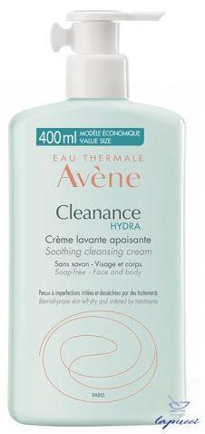 AVENE CLEANANCE HYDRA CREMA DETERGENTE 400 ML