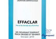 EFFACLAR GEL MOUSSE 400 ML
