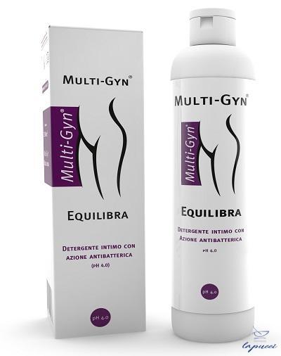 MULTI-GYN EQUILIBRA DETERGENTE INTIMO 250 ML