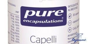 PURE ENCAPSULATIONS CAPELLI/PELLE/UNGHIE 30 CAPSULE