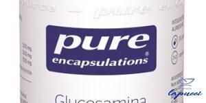 PURE ENCAPSULATIONS GLUCOSAMINA CONDROITINA  MSM 30 CAPSULE