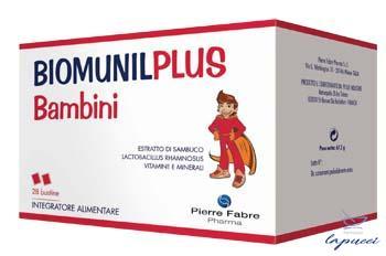 BIOMUNILPLUS BAMBINI 28 BUSTINE