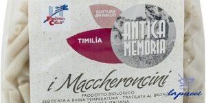 ANTICA MEMORIA MACCHERONCINI DI TIMILIA BIO 500 G