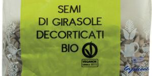 SEMI DI GIRASOLE DECORTICATI BIO 250 G