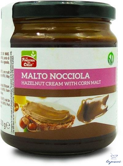 FSC MALTO NOCCIOLA VEGAN 300 G