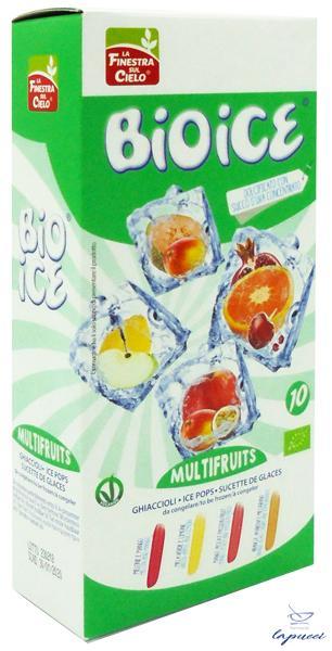 FSC BIO ICE GHIACCIOLO MULTIFRUTTI BIO VEGAN 400 ML