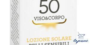 ANGSTROM LOZIONE PELLI SENSIBILI SPF50 100 ML