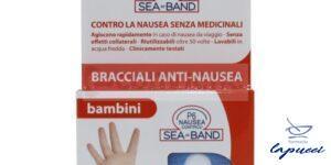 BRACCIALE PER NAUSEA PER BAMBINI P6 CONTROL