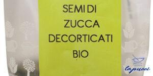 SEMI DI ZUCCA DECORTICATI BIO 150 G