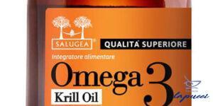 SALUGEA OMEGA 3 KRILL OIL 60 PERLE
