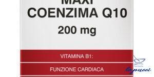 SWISSE MAXI COENZIMA Q10 200 MG 30 CAPSULE