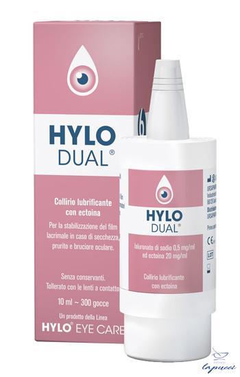 HYLO-DUAL COLLIRIO 10 ML