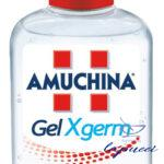 AMUCHINA GEL X-GERM DISINFETTANTE MANI 80 ML