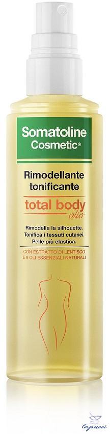 SOMATOLINE COSMETIC RIMODELLANTE TOTALE BODY OIL 125 ML