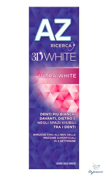 DENTIFRICIO ORAL B AZ 3D ULTRAWHITE 65  10 ML
