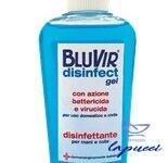 BLUVIR GEL BATTERICIDA VIRUCIDA 75 ML