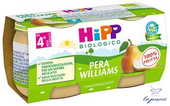 HIPP BIO OMOGENEIZZATO PERA WILLIAMS 2 X 80 G