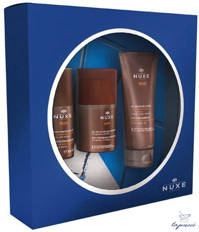 NUXE COFFRET MEN HYDRA 2020 GEL MULTI-FONCTIONS HYDRATANT MEN 5