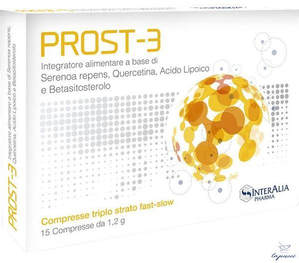 PROST-3 15 COMPRESSE DA 1,2 G