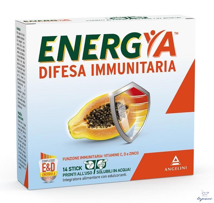 ENERGYA DIFESA IMMMUNITARIA 14 STICK