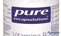 PURE ENCAPSULATIONS VITAMINA B12 E FOLATO 30 PASTIGLIE