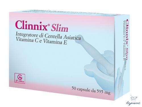 CLINNIX SLIM 50 CAPSULE
