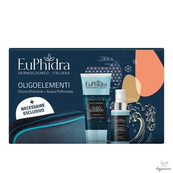 EUPHIDRA OLIGOELEMENTI BEAUTY BOX 1 DOCCIA SHAMPOO  1 ACQUAPROF