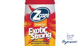 ZCARE PROTECTION EXOTIC STRONG DEET SPRAY 50% 100 ML