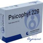 PSICOPHYT REMEDY 22B 4 TUBI 1,2 G