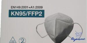 MASCHERA PROTETTIVA FFP2 5 PEZZI