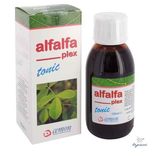 ALFALFA PLEX TONIC SOLUZIONE BEVIBILE FLACONE 125 ML