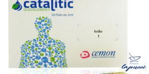 CATALITIC OLIGOELEMENTI IODIO I 20 FIALE 2 ML
