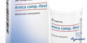 HEEL ARNICA COMPOSTO 50 COMPRESSE