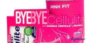 PINK FIT KIT BYE BYE CELLULITE 45 COMPRESSE