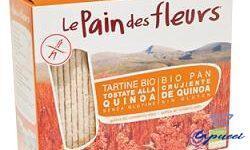 PRIMEAL PAIN DES FLEURS TARTINE TOSTATE ALLA QUINOA SENZA LIEVI