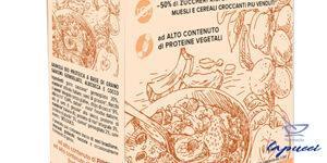 UBERGRANOLA PROTEICA ALBICOCCA/COCCO 250 G