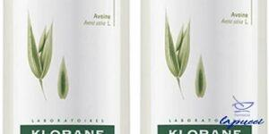 KLORANE DUO SHAMPOO SECCO ALL'AVENA L19 150 ML X 2 PEZZI