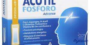ACUTIL FOSFORO ADVANCE 12 STICK OROSOLUBILI
