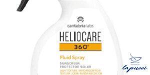HELIOCARE 360 FLUID SPRAY SPF50 250 ML