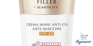 EUCERIN HYALURON FILLER  ELASTICITY CREMA MANI ANTI MACCHIE75 ML
