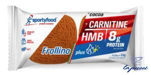 SPORTYFOOD FROLLINO CACAO PLUS 50 G