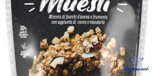 PROACTION PROTEIN MUESLI COCCO 300 G
