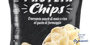 PROACTION PROTEIN CHIPS FORMAGGIO 25 G