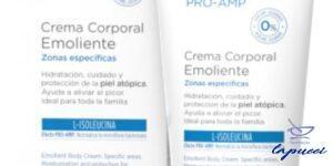 NUTRATOPIC PRO-AMP CREMA CORPO EMOLLIENTE 200 ML