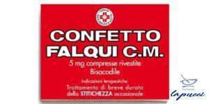 CONFETTO FALQUI CM 20 cpr riv 5 mg