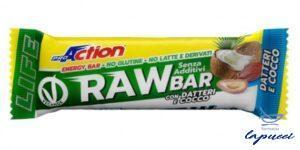 PROACTION LIFE RAW BAR COCCO 30 G