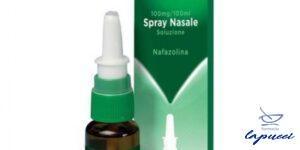 RINAZINA spray nasale 15 ml 100 mg/100 ml