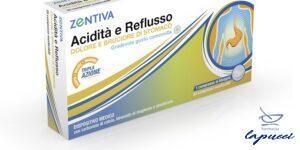 ZENTIVA ACIDITA' REFLUSSO 20 COMPRESSE MASTICABILI