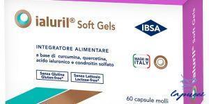 IALURIL SOFT GELS 60 CAPSULE MOLLI